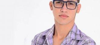 Boy wearing eyeglasses in South Houston