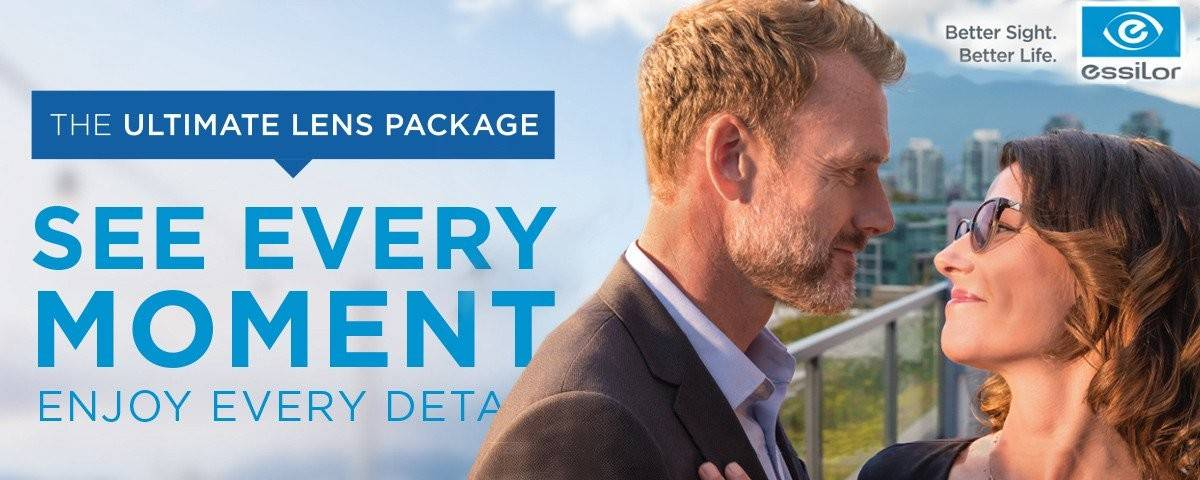 see every moment- ultimate lenses by essilor in Atlanta