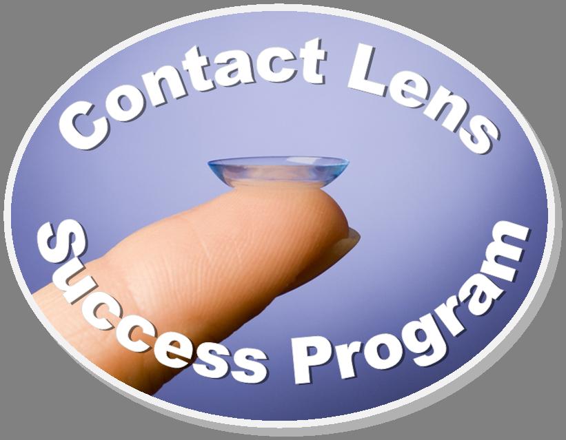 Contact Lens Success Logo