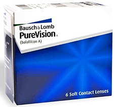 bausch and lomb purevision dallas