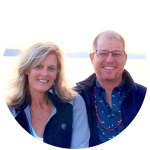 Dr. Nancy and Travis Kelso of Jupiter Eye Care in Jupiter, Florida