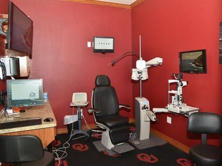 eye doctor fort worth tx