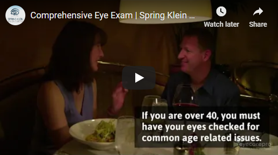 Comprehensive Eye Exam pic