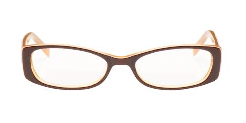 cool brown rectangular frames