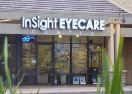 Scotts Valley clinic Insight Eyecare Center