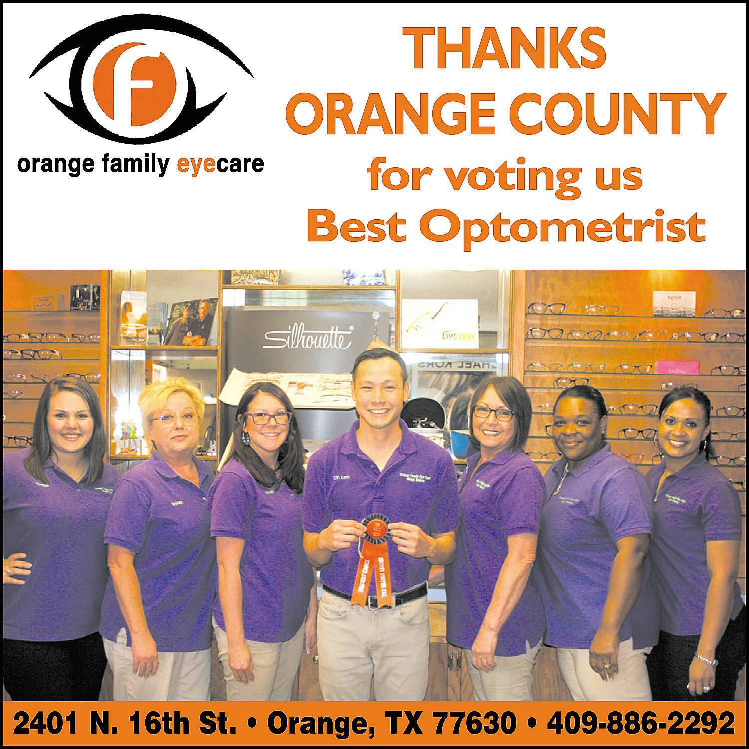 2017 Best Optometrist