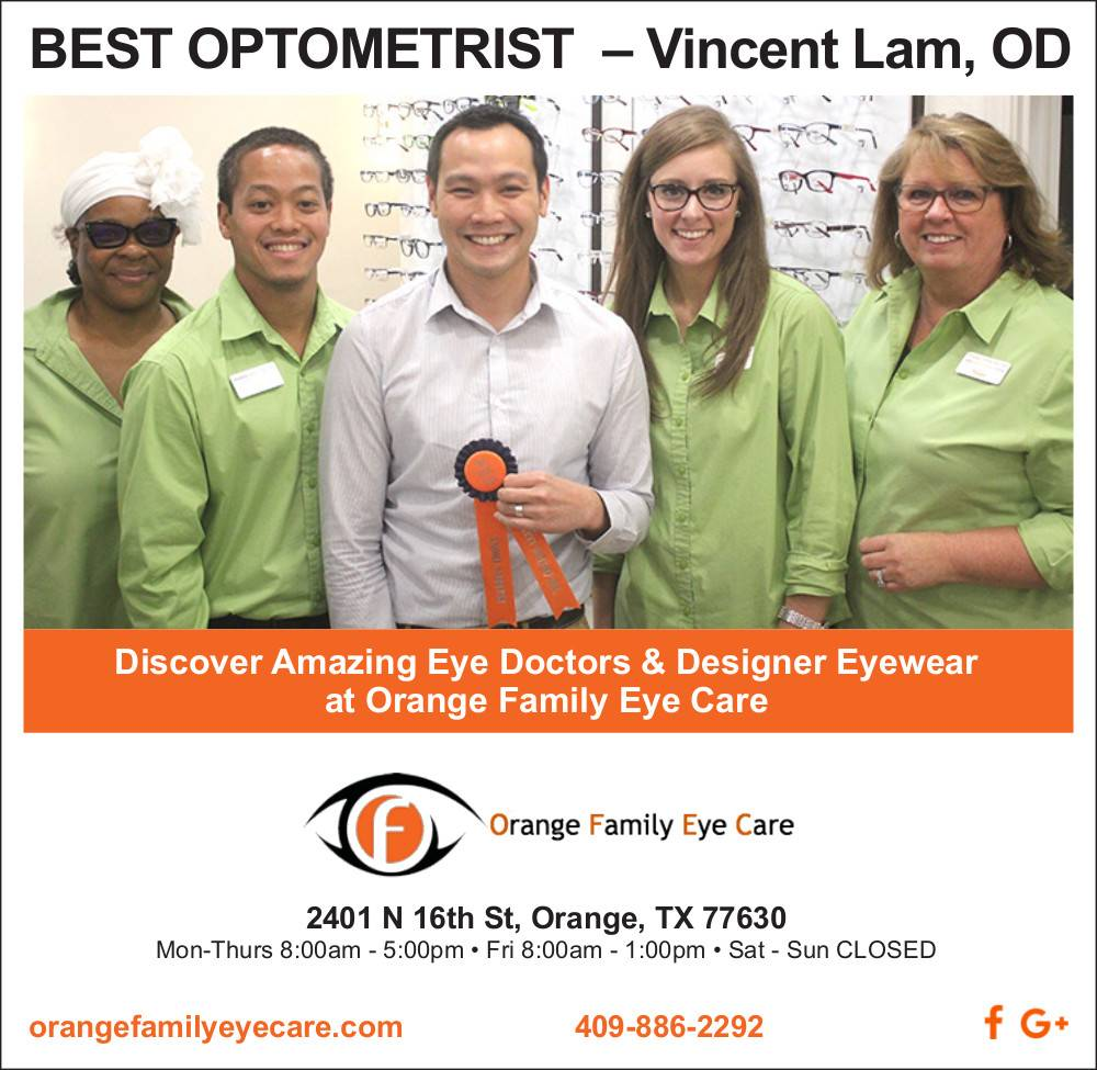 2018 Best Optometrist