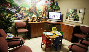childrens waiting room