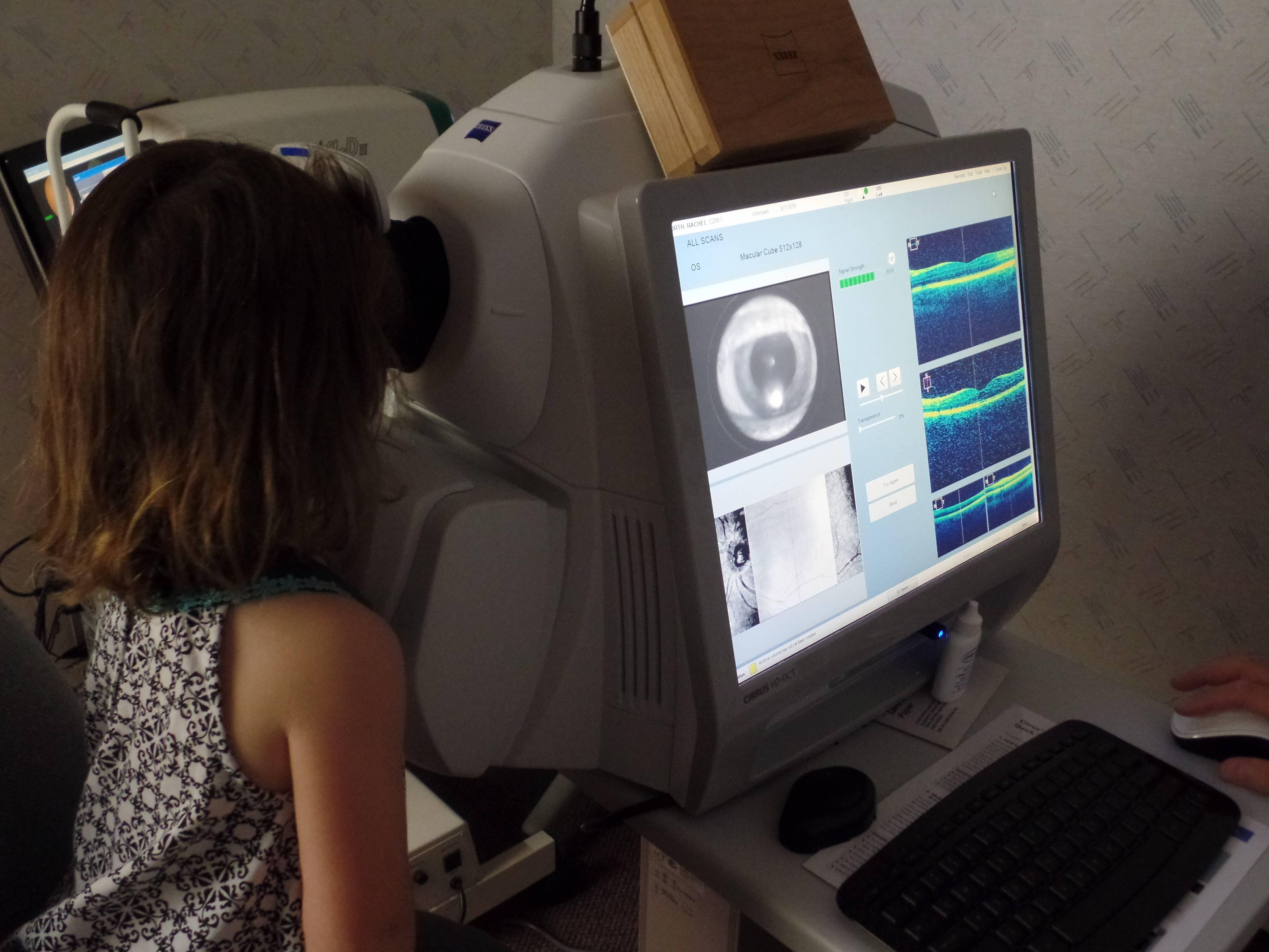 Harrisburg eye exam
