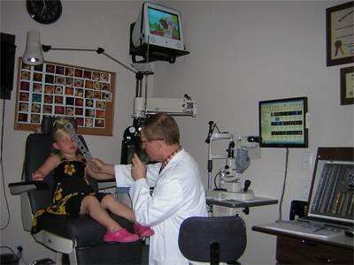 Childrens Cycloplegic Retinoscopy - eye care Carlsbad, CA