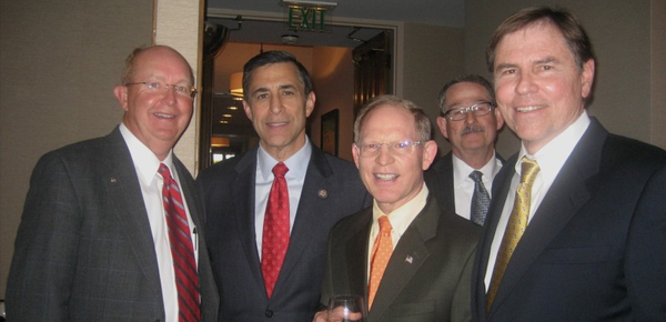 Riggs Darrell Issa group pic2 rs