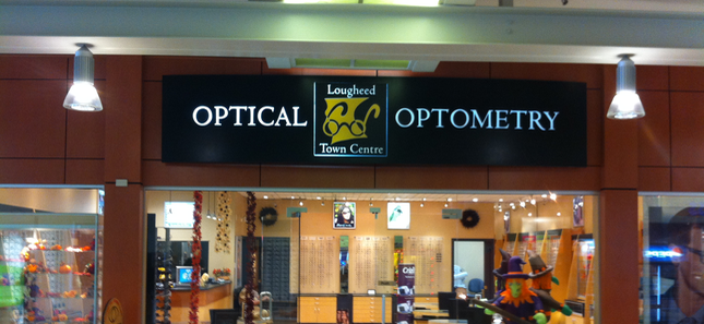 Lougheed Town Centre Optometry and Optical in Burnaby, BC