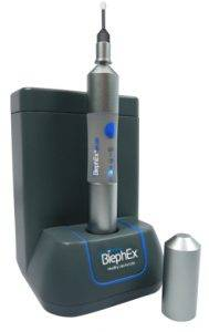 BlephEx machine for treating blepharitis