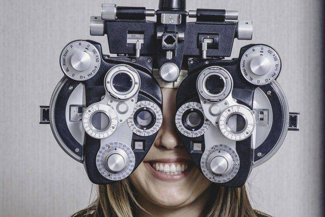 Eye Exam Technology in North Vancouver