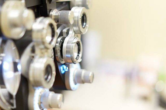 Eye exams in North Vancouver