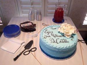 Congratulations Dr. Costello