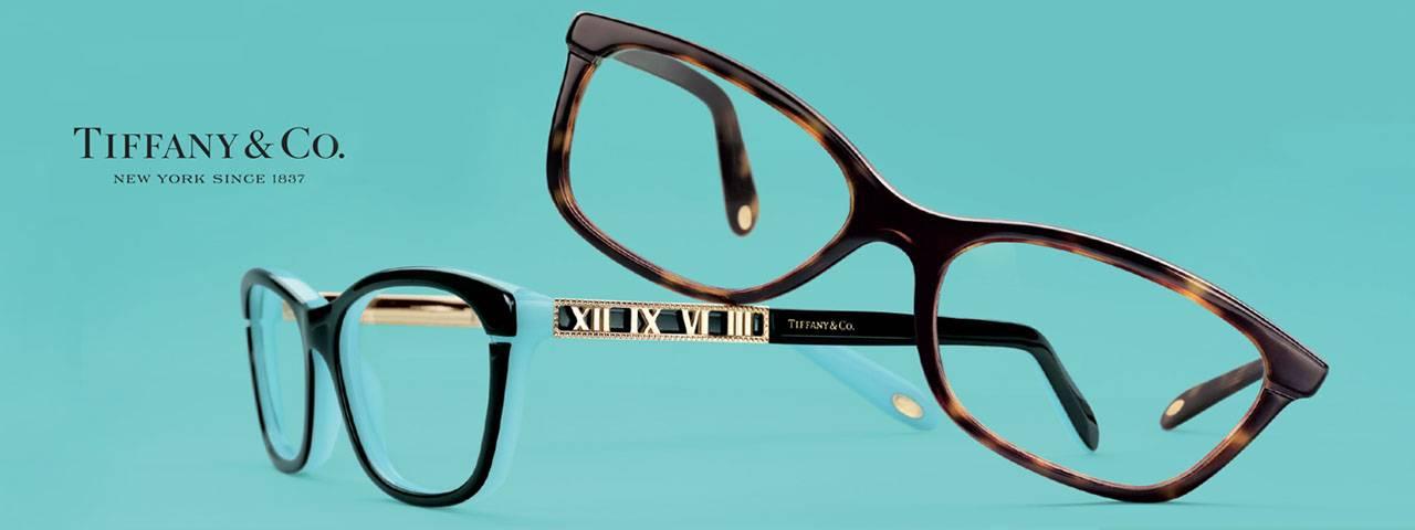 Optometrist, pair of Tiffany eyeglasses in Lantana, FL