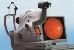Retinal Camera for eye exams in Huntington Beach