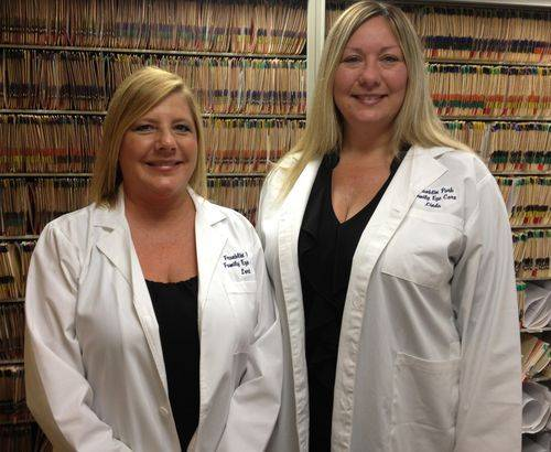 The staff are Franklin Park Family Eye Care are proud to serve residents of Toledo and Maumee, Ohio.