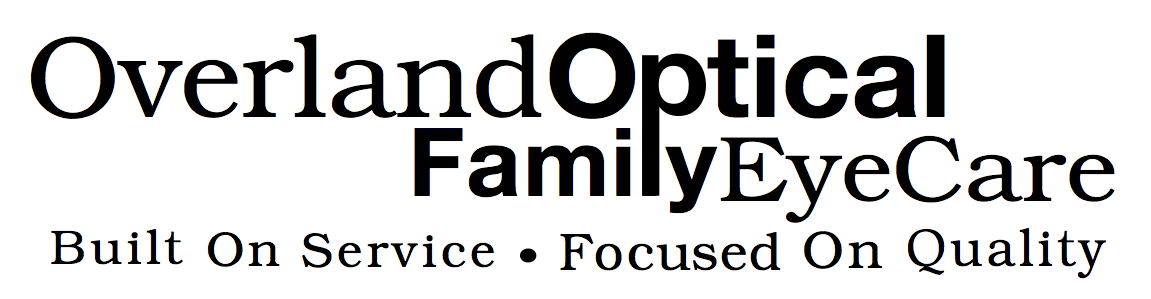 Overland Optical LogoText