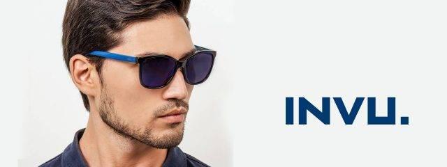 INVU Eyewear designer frames in Overland and St. Charles, MO