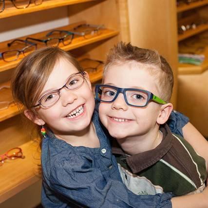 pediatric eye exam in Waterloo ON