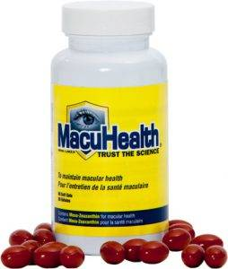 MacuHealth with LMZ3