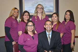 texas city optometrist optician