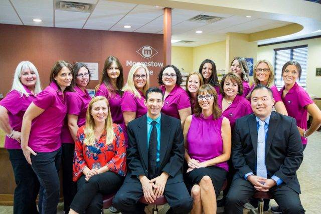 Moorestown Eye Associates in Moorestown, New Jersey