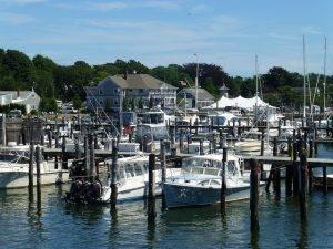 Padanaram Harbor, Massachusetts