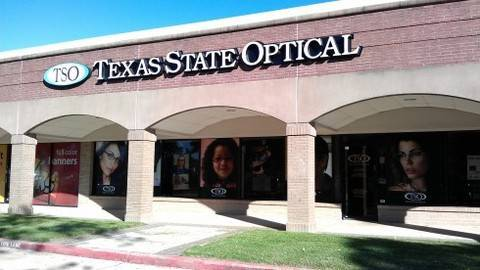 Greenspoint Texas State Optical in Houston, TX