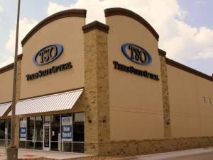 TSO Memorial, Storefront