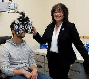 Deanna at First Eye Care Grand Prairie TX