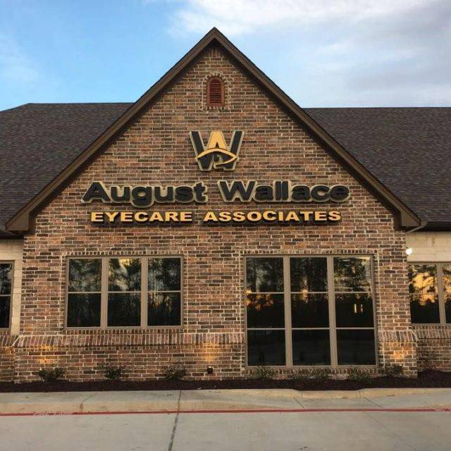Front of August Wallace Eyecare Associates
