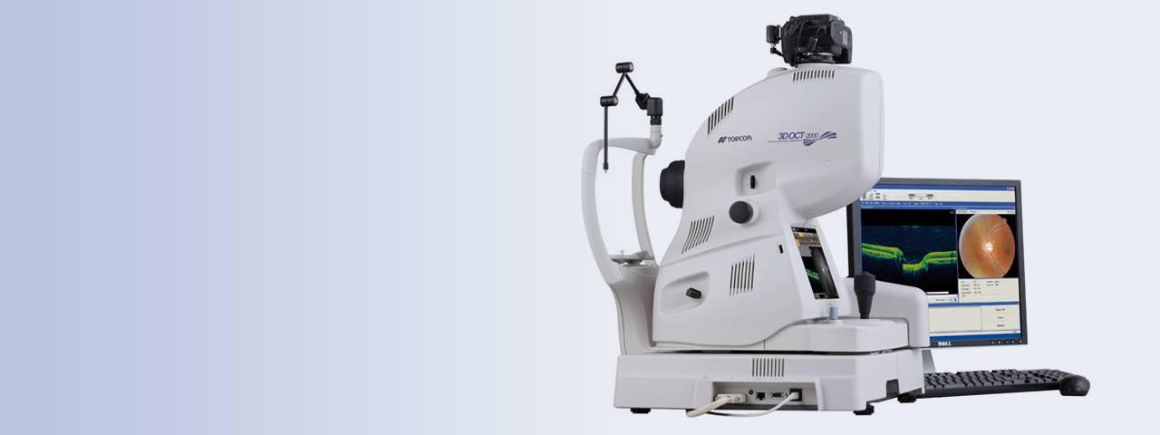 Optometrist eye care technology in Longview, TX
