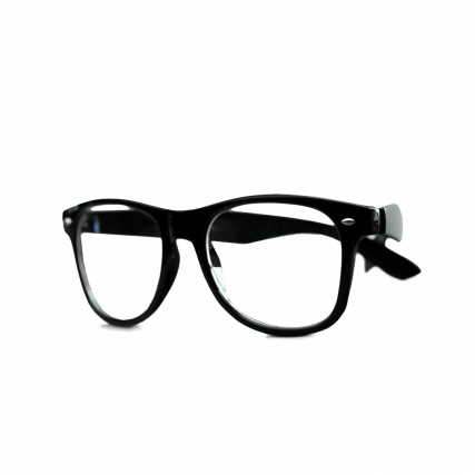 blk glasses cutout