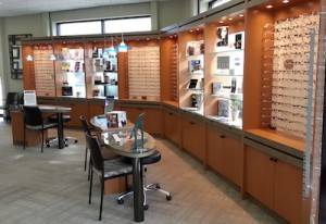 TSO Pearland, eye exam