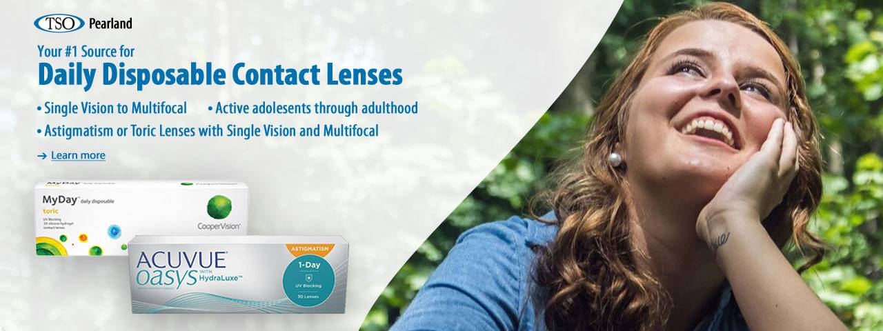 TSO Pearland Contact Lenses