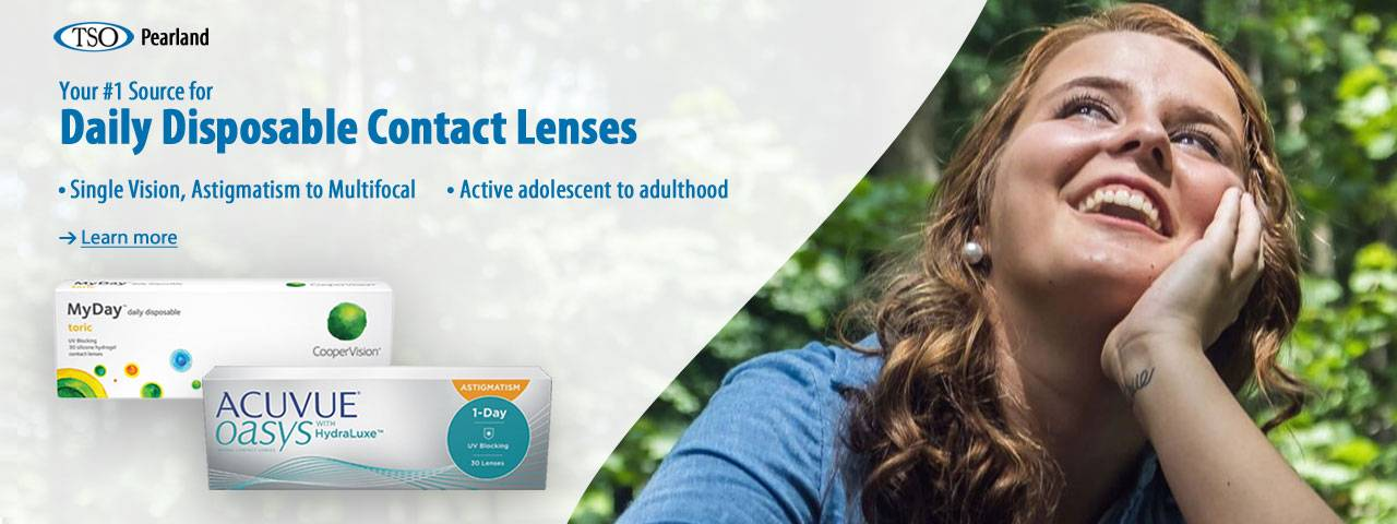 TSO Pearland Contact Lenses - Contact Lenses in Pearland, Texas