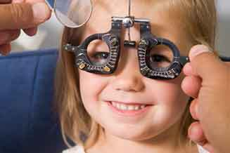 pediatric eye doctor keller tx