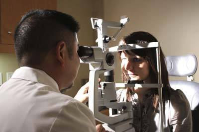 eye exam in Roseville & Granite Bay, CA | Granite Pointe Eye Care
