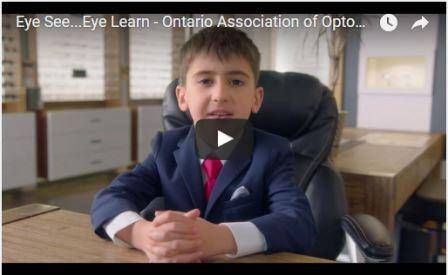 Kindergarten, Eye Doctor, Milton, ON