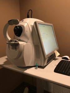Cirrus Optical Coherence Tomography OCT Scans