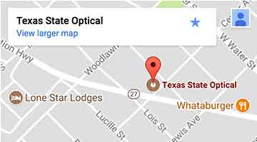 tso kerrville mobile map directions