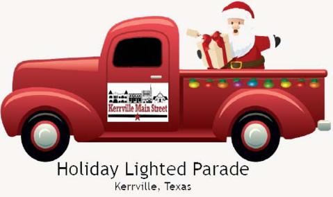 Holiday Lighted Parade image