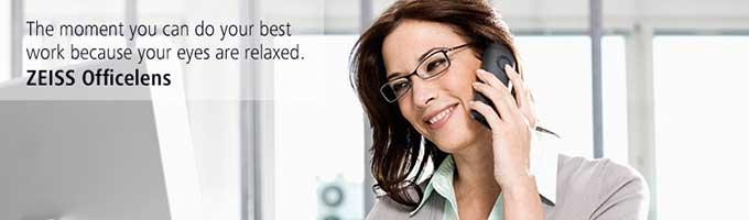ZEISS Officelens for Digital Eye Strain