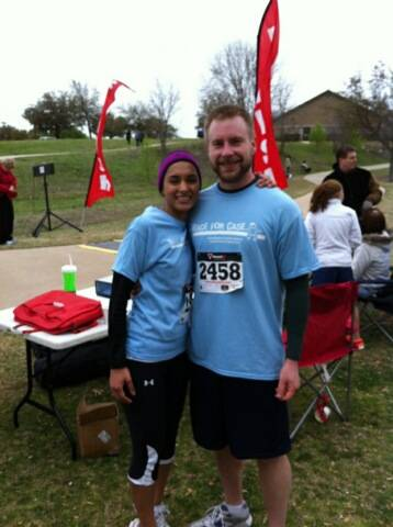 5K Charity Run Race for Case