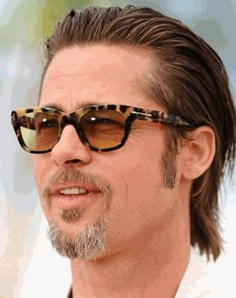 Brad Pitt Tom Ford