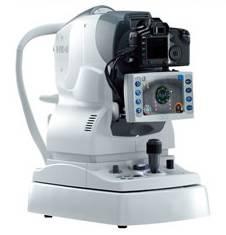 nidek afc 230 retinal camera