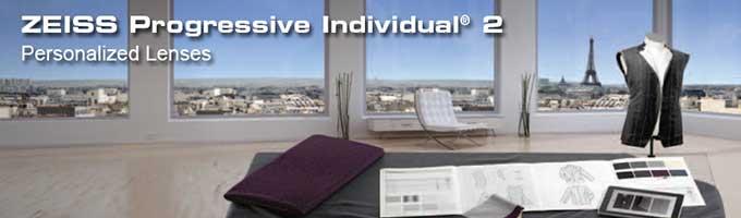 ZEISS Progressive Individual Lenses in Allen, TX